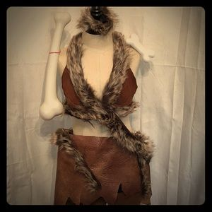 Accessories - Cave Woman Outfit